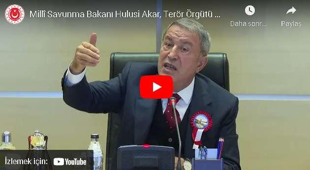 Bakan Akar'dan yeni harekat sinyali! Avrupa'ya Doğu Akdeniz resti