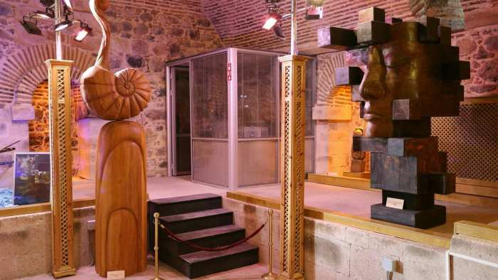 Odunpazarı'nda müzelerin açılış saatleri değişti