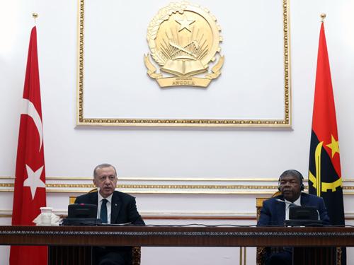 Türkiye ve Angola enerji konusunda ciddi iş birliği imkânlarına sahiptir
