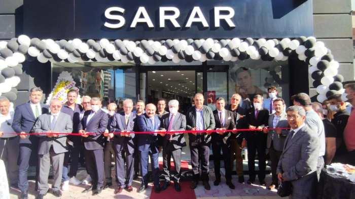 SARAR Hatay'da İkinci Mağazasını Açtı