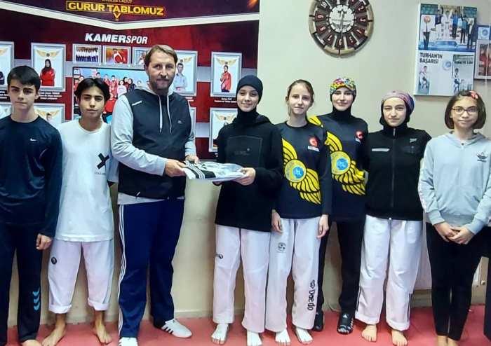 Balkan Şampiyonasına 3 Sporcu