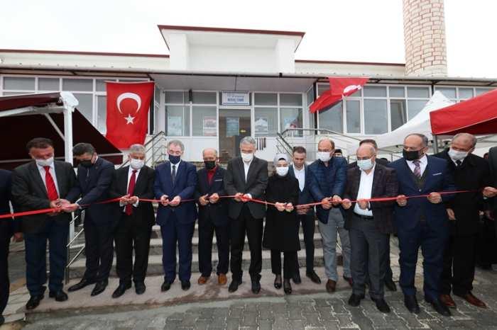 Mekke Camii, Düzenlenen Programla İbadete Açıldı