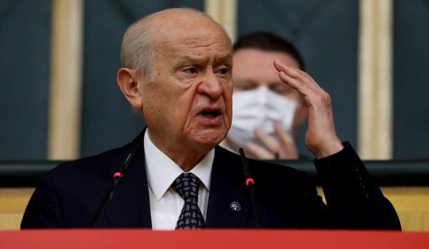 Bahçeli'den Kılıçdaroğlu'na Demirtaş tepkisi
