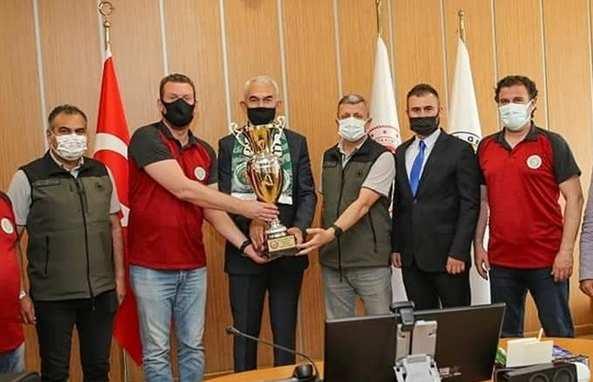 Eskişehir Ormanspor OGM'nin Gururu