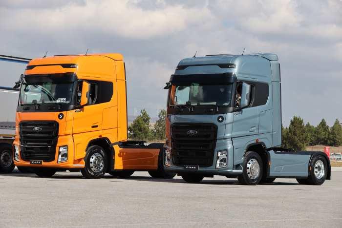 """Türkiye'nin """"ilk ve tek yerli şanzımanı"""" Ford Trucks ile dünyaya açılacak"""