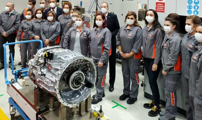 Ford Otosan'dan Üst Düzey Mühendislik Başarısı
