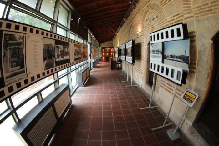 Odunpazarı'ndan Ata'ya Saygı Fotoğraf Sergisi