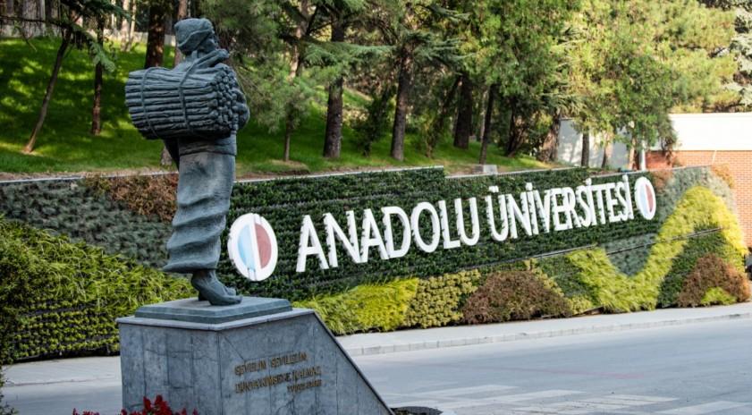 Anadolu Üniversitesi en çok tercih edilen üniversiteler arasında ilk sıralarda yer aldı