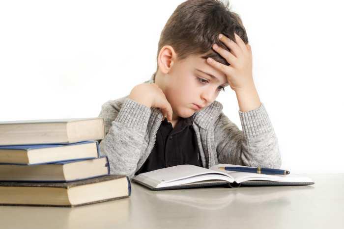 Ebeveynler dikkat: Disleksi sandığınız demir eksikliği olabilir!