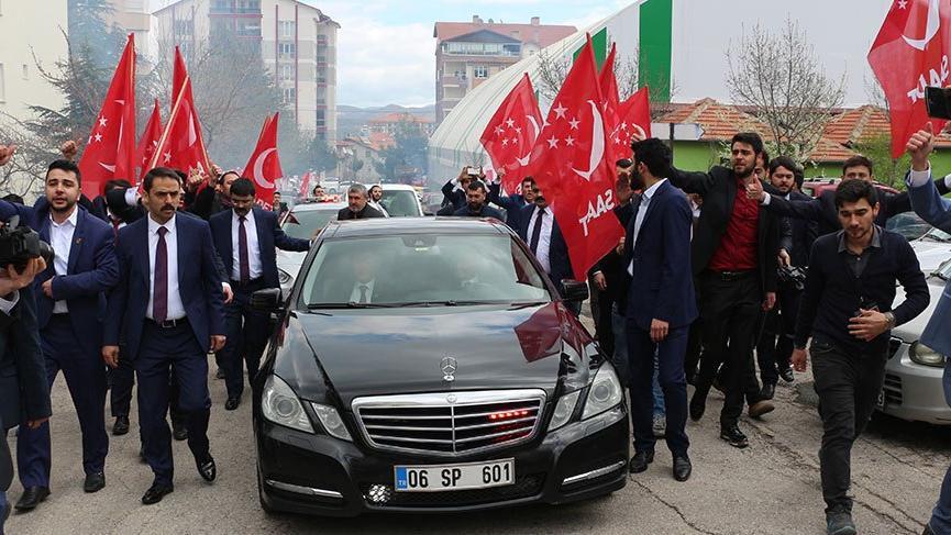 Karamollaoğlu Eskişehir'e Geliyor