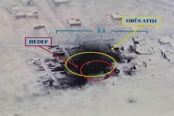 2 Askerimizi Şehit Eden 7 Terörist Etkisiz Hâle Getirildi