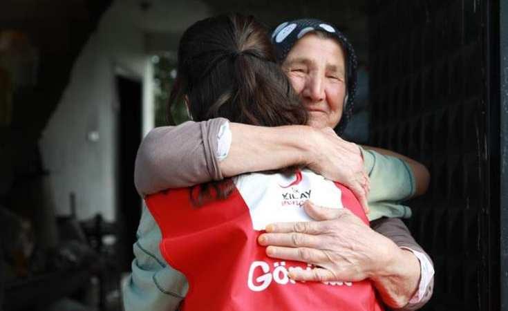 Kızılay'dan Kurban Vekâleti Sahiplerine Teşekkür