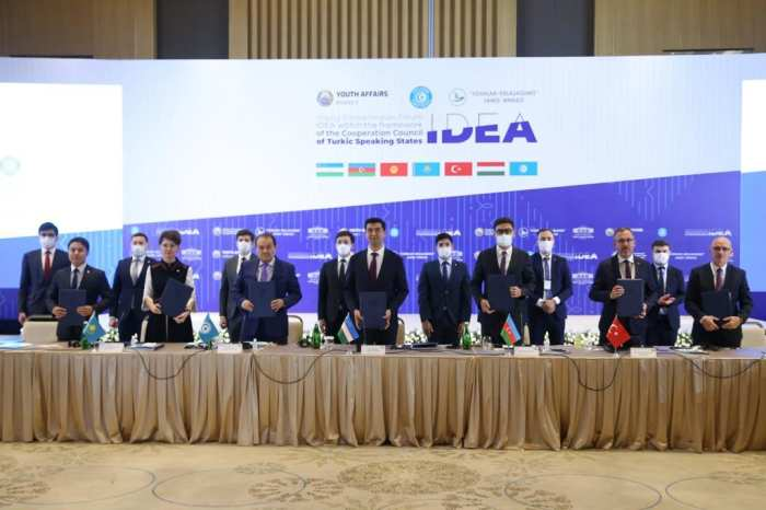 Türk Konseyi Gençlik Ve Spor Bakanları Toplantısı Özbekistan'da Yapıldı