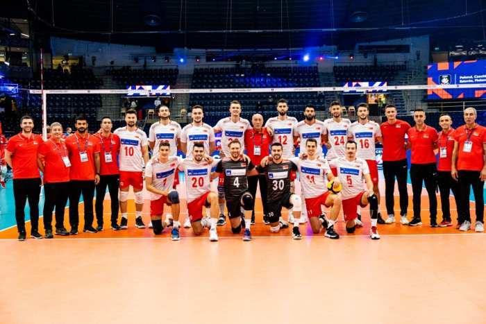 Filenin Efeleri, 2022 FIVB Dünya Voleybol Şampiyonası'nda !