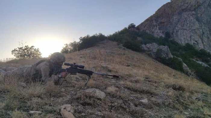 PKK'ya Darbe; Toprağa Gömülü Çok Sayıda Patlayıcı ve Mühimmat Ele Geçirildi